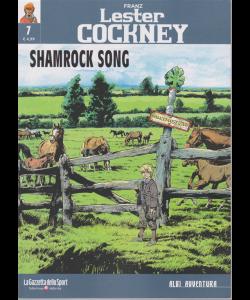 Albi Avventura - Franz Lester Cockney - Shamrock Song - n. 7 - settimanale -