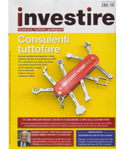 Investire - n. 6 - giugno 2019 - mensile