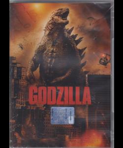 I Dvd Di Sorrisi2 - Godzilla -n. 14 - settimanale - 4/6/2019 -