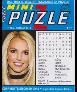 Minipuzzle - n. 524 - giugno 2019 - mensile -