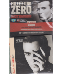 Cd Musicali Di Sorrisi - n. 24 - settimanale - Mille e uno Zero - Zero - cd + libretto inedito