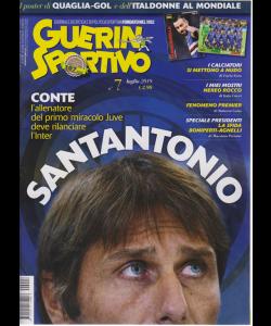 Guerin Sportivo - n. 7 - luglio 2019 - mensile