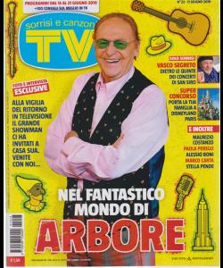 Sorrisi E Canzoni Tv - n. 23 - 11 giugno 2019 - settimanale