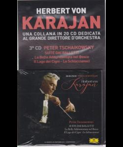 Herbert Von Karajan - 3° cd Peter Tschaikowsky - suite dai balletti - La bella Addormentata nel Bosco - Il Lago dei Cigni - Lo Schiaccianoci - 12/6/2019