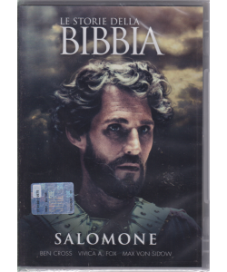 I Dvd Di Sorrisi Collaction n. 17  - Le storie della Bibbia - Salomone - 11/6/2019 - settimanale