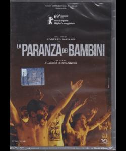I Dvd Cinema Di Sorrisi - n. 19 -- La Paranza Dei Bambini - 13/6/2019 - settimanale - dal libro di Roberto Saviano