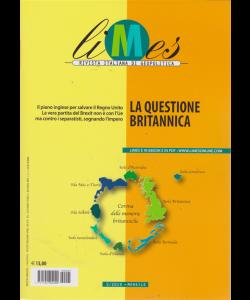 Limes - n. 5 - mensile - 2019 -