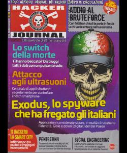 Hacker Journal - n. 233 - mensile - 14/6/2019 -