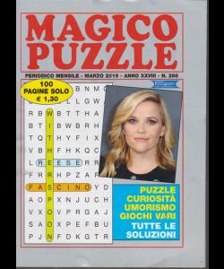 Magico Puzzle - n. 298 - mensile - marzo 2019 - 100 pagine -