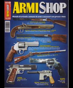 Armi Shop - n. 7 - mensile - luglio 2019 -