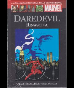 Graphic Novel Marvel - Daredevil-Rinascita - n. 22 - 15/6/2019 - quattordicinale - copertina rigida