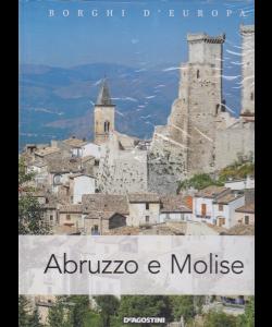 Borghi D'europa - Abruzzo e Molise - n. 13 - quattordicinale - 15/6/2019