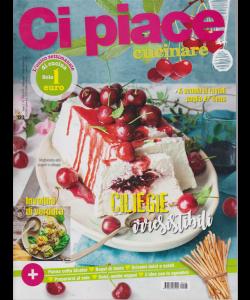 Ci piace cucinare - n. 123 - settimanale - 18/6/2019 -