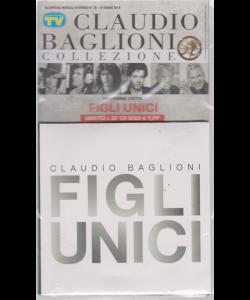 Gli speciali musicali di Sorrisi n. 20 - 18 giugno 2019 - Claudio Baglioni collezione - Figli unici - libretto + cd