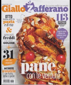 Giallo Zafferano - n. 7- mensile - luglio 2019