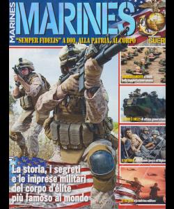 Guerre E Guerrieri Speciale Marines - n. 7 - bimestrale - giugno - luglio 209 -