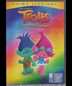 I Dvd Di Sorrisi5 - n. 10 - Trolls - La festa continua! - settimanale - luglio 2019 -