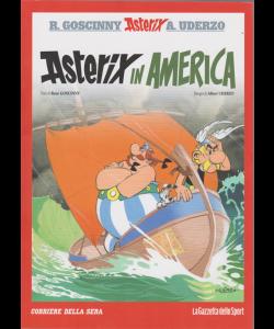 Asterix - Asterix in America - n. 25 - settimanale -
