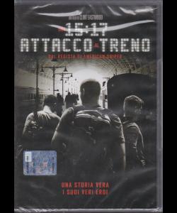 I Dvd Fiction Sorrisi.2 - ore 15:17 attacco al treno - Un film di Clint Eastwood - n. 31 - settimanale - luglio 2019 -