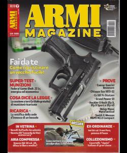 Armi Magazine - n. 7 - luglio 2019 - mensile