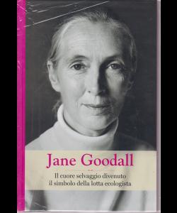 Grandi Donne - Jane Goodall - n. 12 - settimanale - 21/6/2019 - copertina rigida
