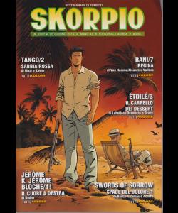 Skorpio - n. 2207 - 20 giugno 2019 - settimanale di fumetti