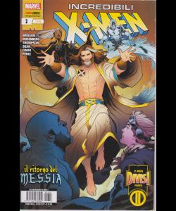 Gli incredibili x-men 2 - n. 348 - mensile - 20 giugno 2019 - Il ritorno del Messia