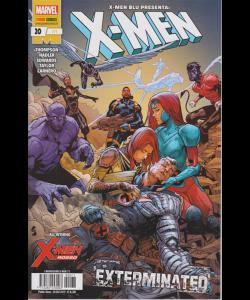 I Nuovissimi X-Men - X-Men Blu Presenta: x-men - n. 71 - mensile - 20 giugno 2019 -