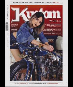 Kustom World - n. 54 - giugno - luglio 2019 - bimestrale