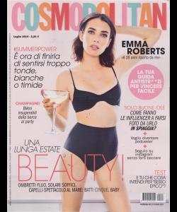 Cosmopolitan - n. 7 - luglio 2019 - mensile