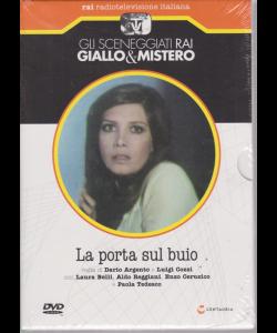 Gli sceneggiati rai - Gialo & Mistero - La porta sul buio di Dario Argento - settimanale - 22/6/2019 -