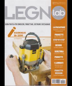 Legno Lab - n. 111 - bimestrale - giugno - luglio 2019 -