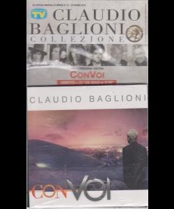 Gli speciali musicali di Sorrisi - n. 21 - 25 giugno 2019 - Claudio Baglioni collezione - Con voi - Libretto + 21° cd - settimanale -