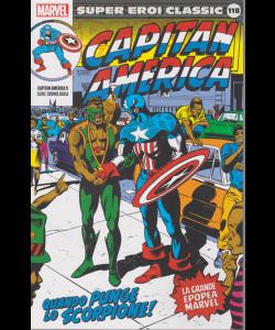 Super Eroi Classic - Capitan America - n. 118 - settimanale - Quando punge lo scorpione!