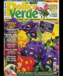 Pollice Verde - n. 113 - marzo 2019 - mensile