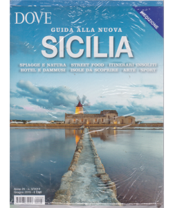 Dove  - Guida alla nuova Sicilia - n. 3 - giugno 2019 -