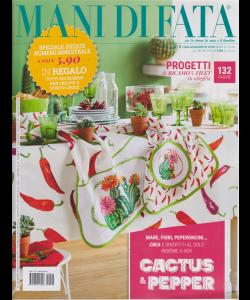 Mani Di Fata - n. 8 - luglio - agosto 2019 - bimestrale - 132 pagine