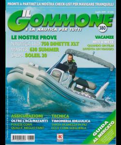 Il Gommone e la nautica per tutti - n. 380 - luglio 2019 - mensile