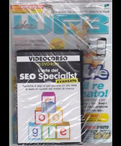 Idea Web versione Gold + dvd n. 217 - luglio 2019 - mensile