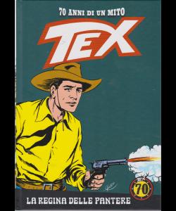 Tex - n. 79 - settimanale - La regina delle pantere - copertina rigida