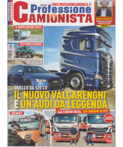 Professione Camionista - n. 249 - mensile - luglio 2019