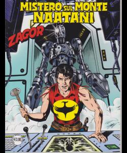Zagor - Mistero Sul Monte Naatani - n. 699 - mensile - luglio 2019 -