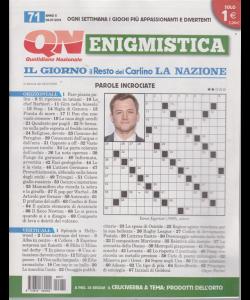 Enigmistica - n. 71 - settimanale - 8/7/2019 -