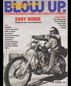 Blow Up Rock - Speciale Estate - n. 254/255 - luglio - agosto 2019 - mensile - 196 pagine