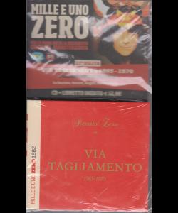 Cd Musicali Di Sorrisi - Mille e uno Zero - n. 27 - Via Tagliamento 1965-70 - cd + libretto inedito