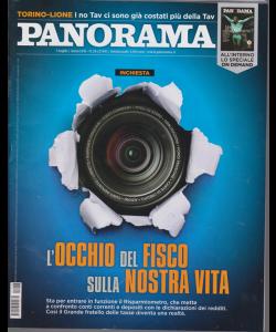 Panorama - n. 28 - 3 luglio 2019 - settimanale