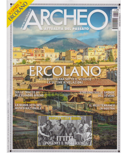 Archeo - n. 412 - mensile - giugno 2019 -