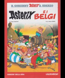 Asterix - Asterix e i belgi - n. 27 - settimanale -