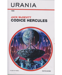 Urania collezione - n. 1668 - di Jack Mc Devitt - Codice Hercules - luglio 2019 - mensile