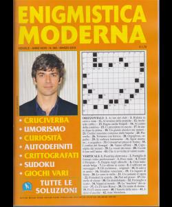 Enigmistica Moderna - n. 365 - mensile - marzo 2019 -